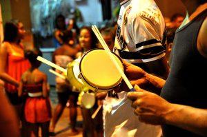 Tamborim Players Batida Rio